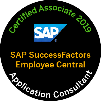 ccelera - SAP application consultant certified associate